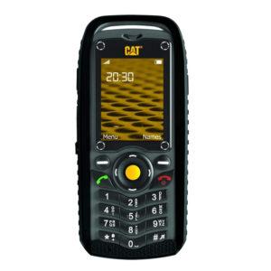 Móvil Cat B25 256 Mb 512 Mb Negro