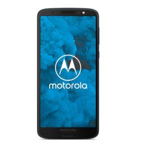 Móvil Motorola Moto G6 Play 32gb 3gb Ram Indigo Negro