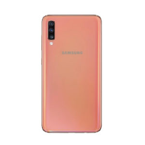 Móvil Samsung Galaxy A70 128gb 6gb Ram Coral