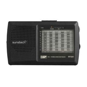 Radio Portátil SUNSTECH RPSAM1