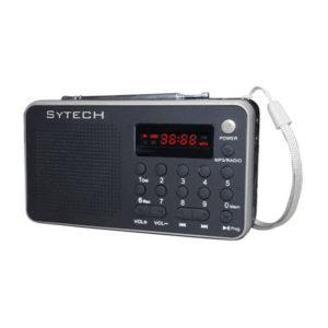 Radio Portátil SYTECH SY1638