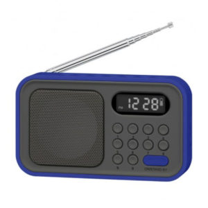 Radio Portátil SYTECH SY1648