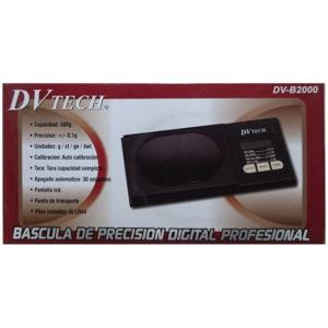 BASCULA DE PRECISION DVTECH DV B2000
