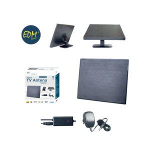 ANTENA TV INTERIOR EDM UFH 470.862MHZ