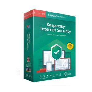 ANTIVIRUS KASPERSKY INTERNET SECURITY 1 DISPOSITVO