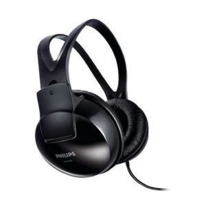 AURICULAR PHILIPS SHP190010 NEGRO CABLE 2M
