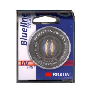 FILTRO BRAUN UV 52MM