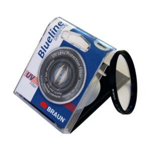FILTRO BRAUN UV 58MM