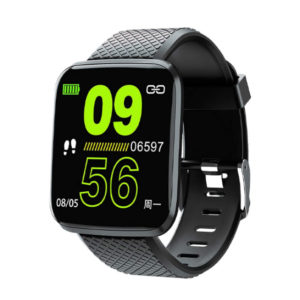 FITNESS BAND CONTACT LCSBHR NEGRO
