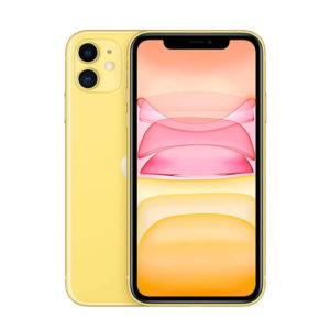 Movil iPhone 11 64GB 4GB RAM AMARILLO