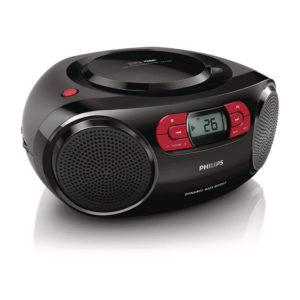 RADIO CD PORTATIL PHILIPS USB
