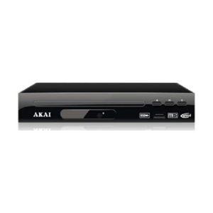 REPRODUCTOR DVD CON PUERTO USB AKAI