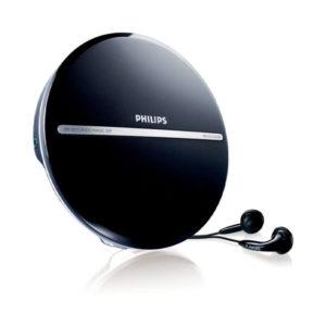 REPRODUCTOR PORTATIL PHILIPS EXP2546 CD MP3