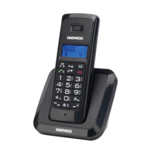 TELEFONO INALAMBRICO DAEWOO DTD1200