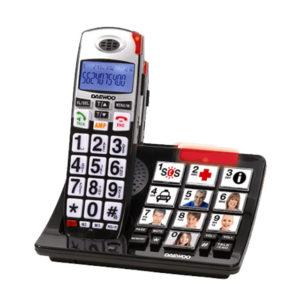 TELEFONO INALAMBRICO DAEWOO DTD7500