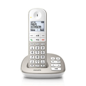 TELEFONO INALAMBRICO PHILIPS XL4951S CON CONTESTADOR
