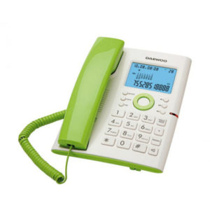 TELEFONO SOBRE MESA DAEWOO DTC370G