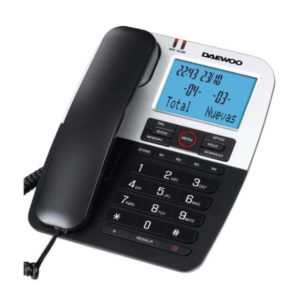 TELEFONO SOBRE MESA DAEWOO DTC410