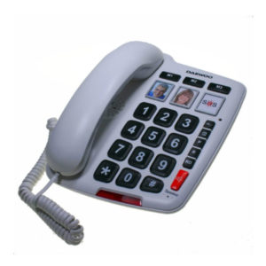 TELEFONO SOBRE MESA DAEWOO DTC760
