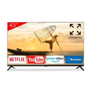 TELEVISION TV LED 43 AIWA LED436UHD SMART TV WIFI NETFIX
