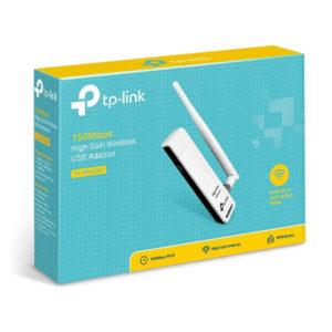 WIFI ADAPTADOR USB 150Mbps TPLINK TL WM722N1