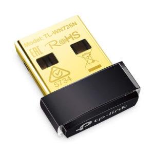 WIFI ADAPTADOR USB 150Mbps TPLINK TL WM725N