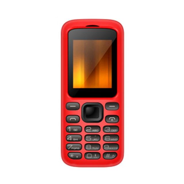 QUBO GEA TELEFONO MOVIL ROJO