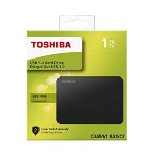 DISCO DURO TOSHIBA DTB410 1TB CANVIO BASICS