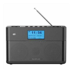 RADIO PORTATIL DAB KENWOOD CR ST50DAB CON BLUETOOTH
