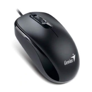 RATON GENIS DX AA10 USB OPTICO NEGRO