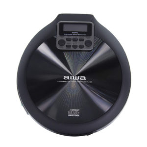 REPRODUCTOR DE CD PORTATIL AIWA PCD 810BK
