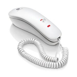 TELEFONO FIJO SOBRE MESA MOTOROLA CT50 BLANCO