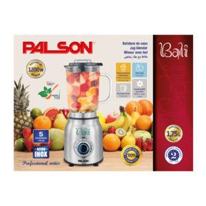 BATIDORA DE VASO PALSON BALI 1200W INOX 1.75L1