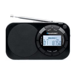 RADIO PORTATIL DIGITAL BLAUPUNKT BD 320 NEGRO
