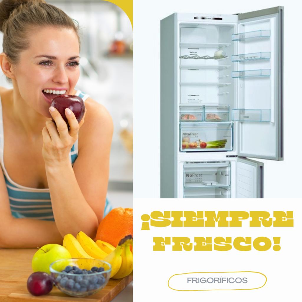 frigorificos baratos