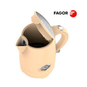 Hervidor de agua fagor vinttage FGE451 1.7L 2200w1